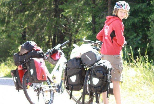 Radreisen mit Kind alleine – Erfahrungen einer Single-Mama