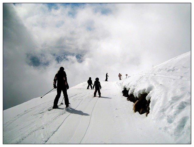 Skifahren mit Kindern: darauf freuen wir uns! © Pixabay