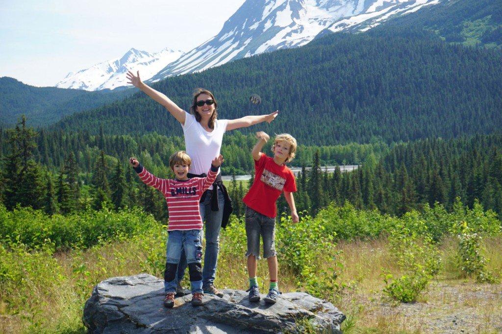 4 in Alaska © Annette Gref