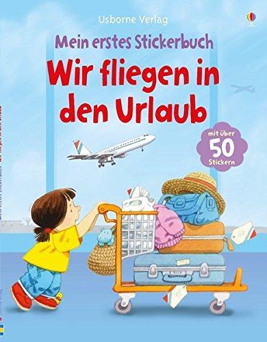 Ein Stickerbuch ist immer gut © Amazon.de