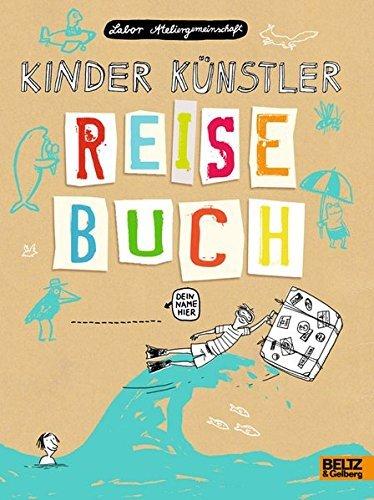 Kinder Künstler Reisebuch - pädagogisch wertvoll! © Amazon.de