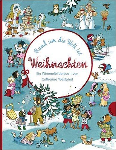 Wimmelbuch Weihnachten © Amazon.de