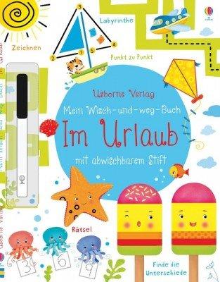 Das Wisch-und-Weg-Buch Urlaub © Amazon.de