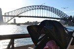 9-monatiges Baby in Sydney © Anonym