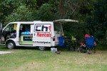 Chilli Rentals Campvervans sind mit allem ausgestattet, was Sie für einen reibungslosen Campingausflug benötigen.