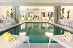 Pure Enstpannung im Wellness-Bereich © Hotel Tyrol Alpenhof