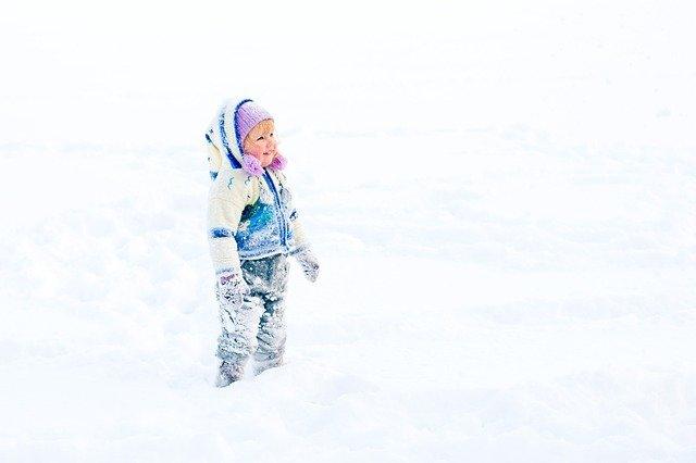 Nässe und Kälte arbeiten Hand in Hand - Vorsicht! © Pixabay