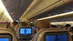 So ein Flug mit Kindern kann ganz schön lang werden...