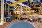 Erlebnis-Wasserwelt Kaskaden © Precise Resort Marina Wolfsbruch