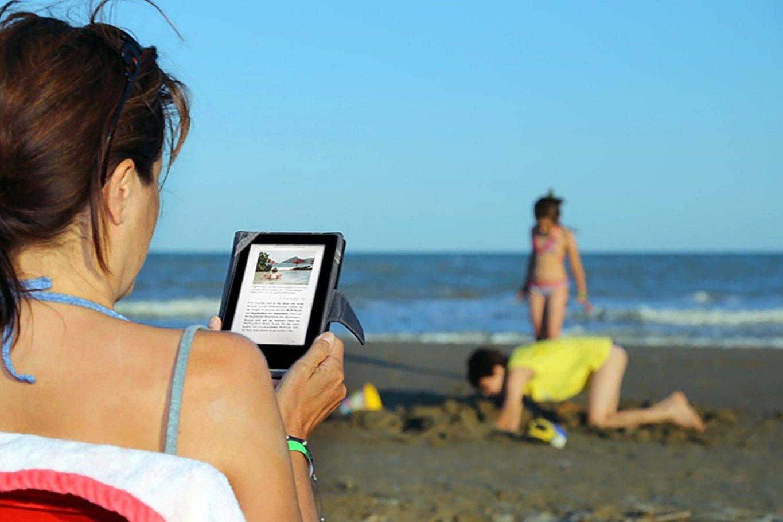 Informiert und entspannt im Familien-Urlaub mit dem Reisehandbuch als Ebook © ChiccoDodiFC_Fotolia.de