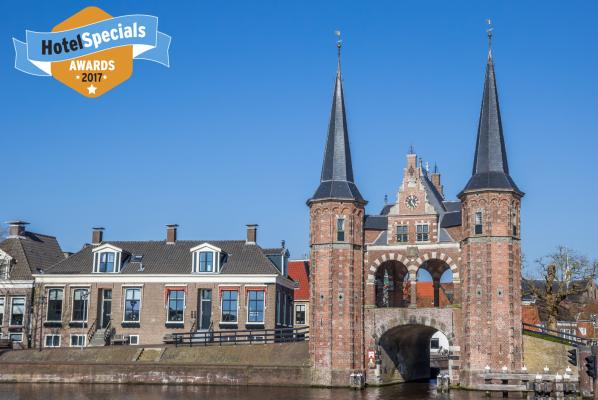 Mit Award ausgezeichnet: die besten Unterkünfte für Familienurlaub in den Niederlanden