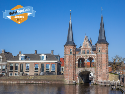 Sneek - die nordische Perle der Niederlanden © HotelSpecials