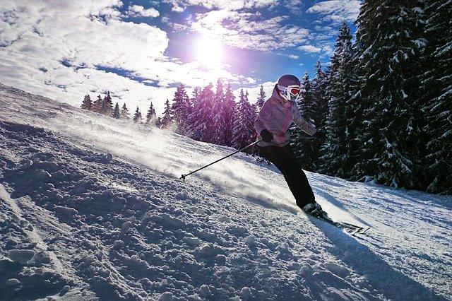 Skifahren mit Kindern - aber sicher! © Pixabay
