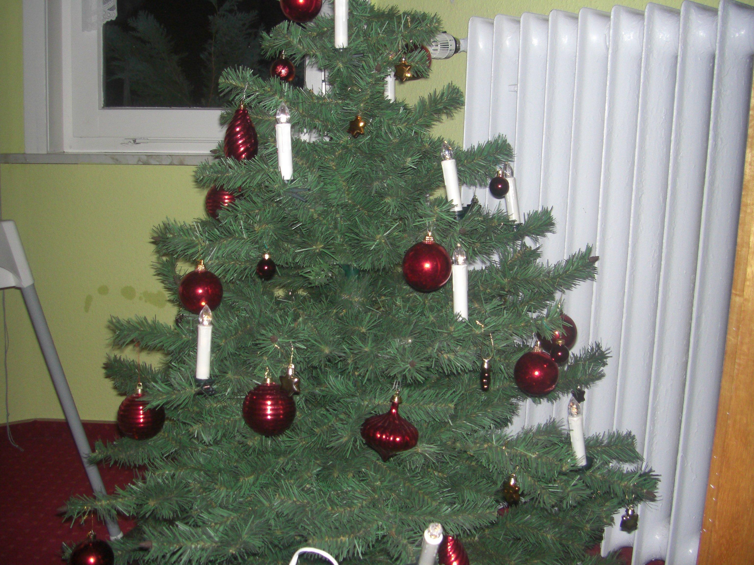 Weihnachtsbaum © Schiedi