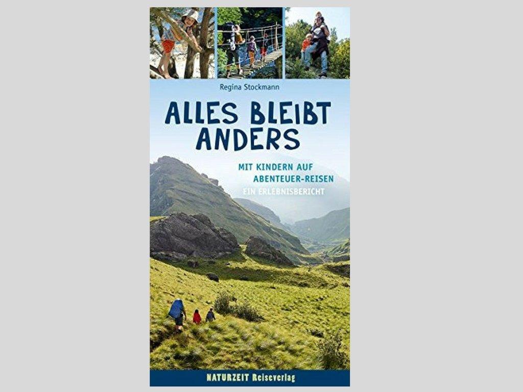 """""""Alles bleibt anders"""" von Regina Stockmann © Naturzeit Verlag"""