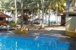 Poolbereich im Aqua Beach, Sri Lanka © FerienGlück