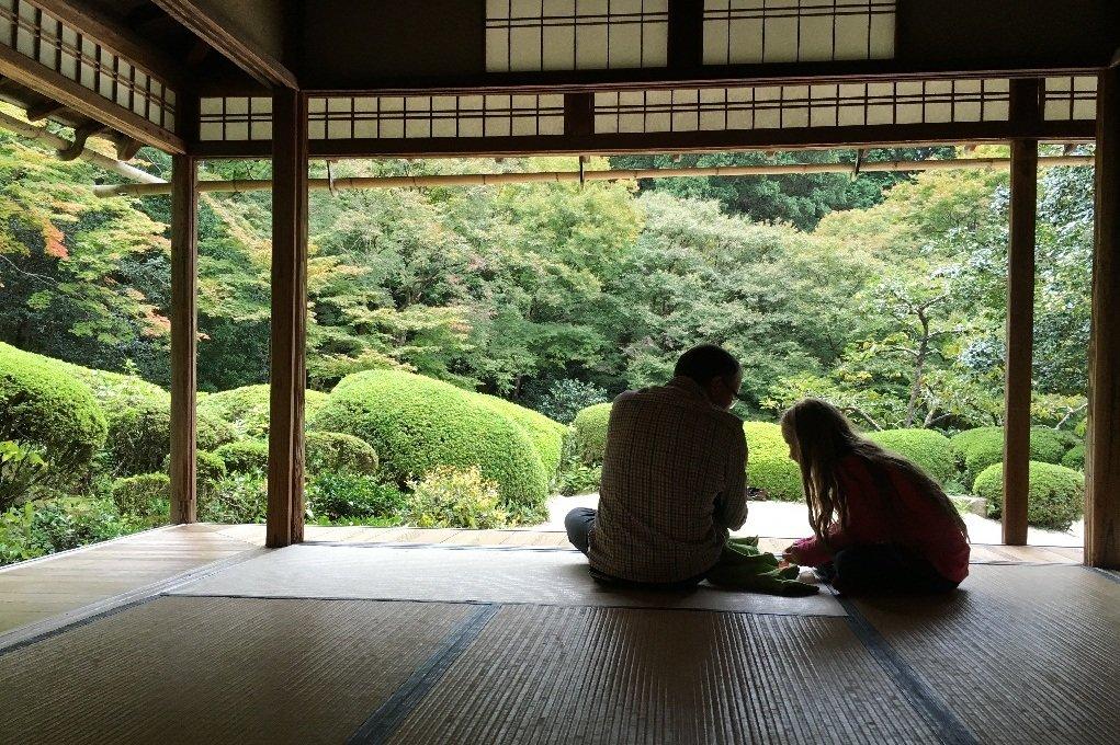 Fremde Kulturen kennenlernen: Lina in Kyoto © Vero