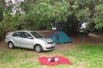 unser Zelt © Baummaedchen