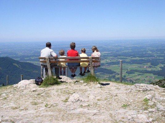 Meer oder Berge - wohin reist ihr am liebsten mit eurer Familie?