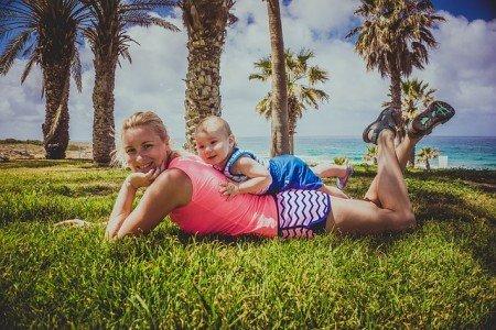 Der erste Urlaub mit Baby - Aufregung! © Pixabay