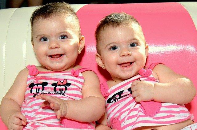 Urlaub mit Zwillingen macht Spaß! © Pixabay