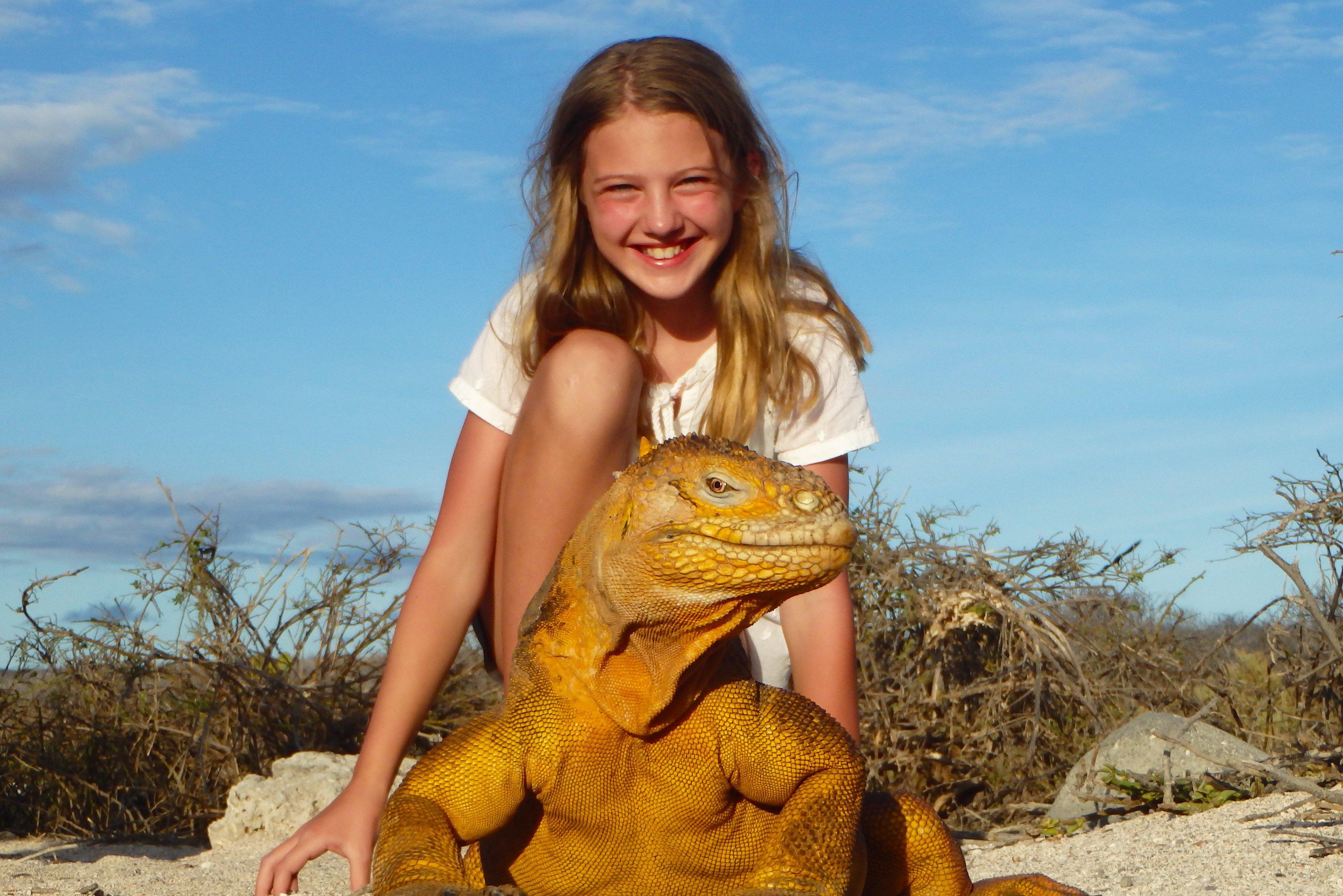 Aufregende Begegnungen auf den Galapagosinseln © Unforgettable Journeys