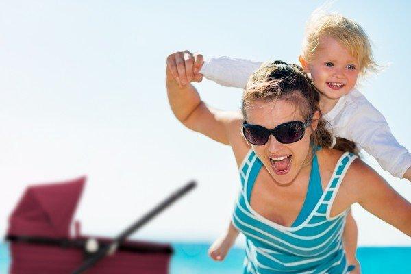 Komfortabel mit Kleinkind verreisen – mit Mami Poppins