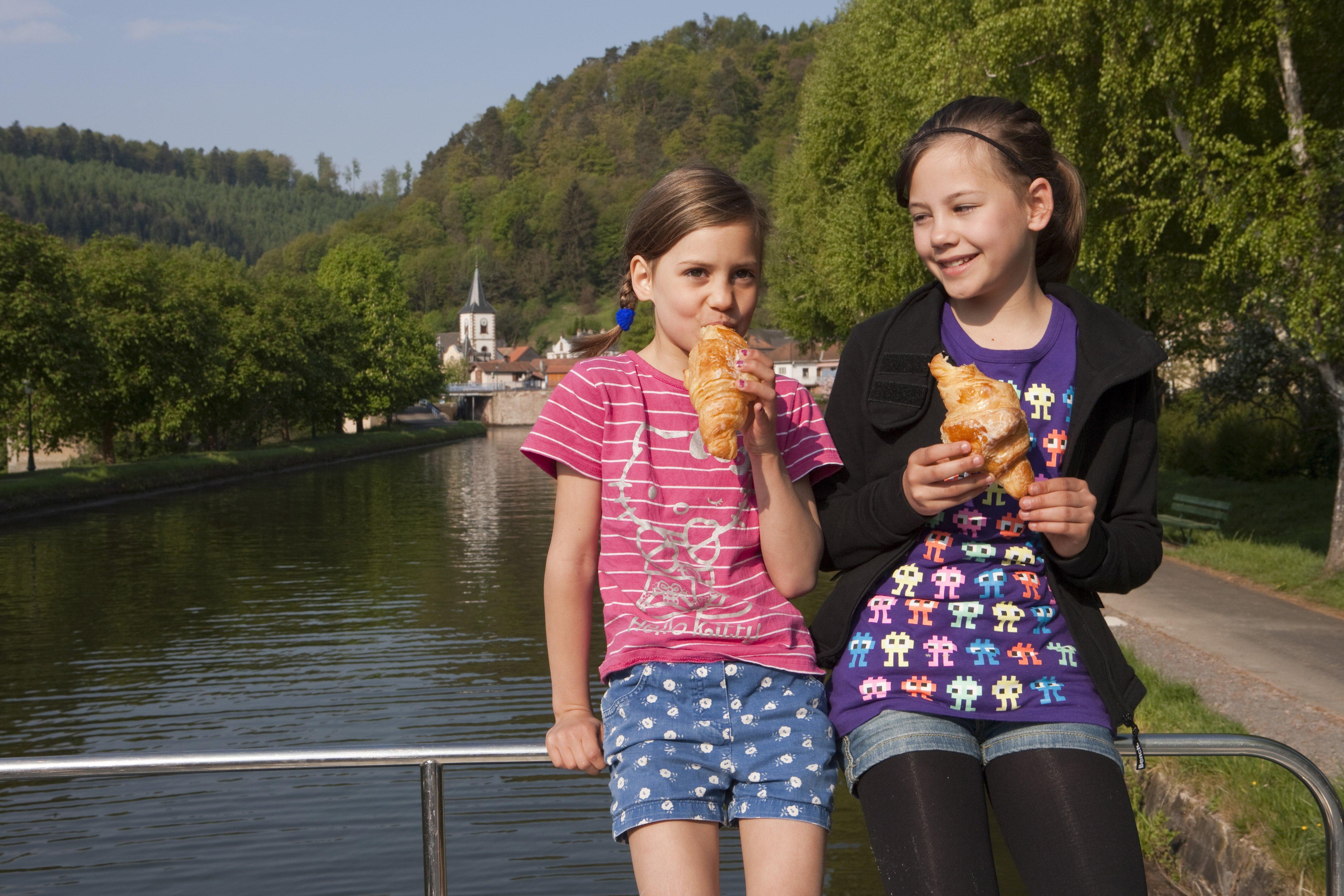 Hausbooturlaub – für Kinder der Höhepunkt des Jahres © Le Boat