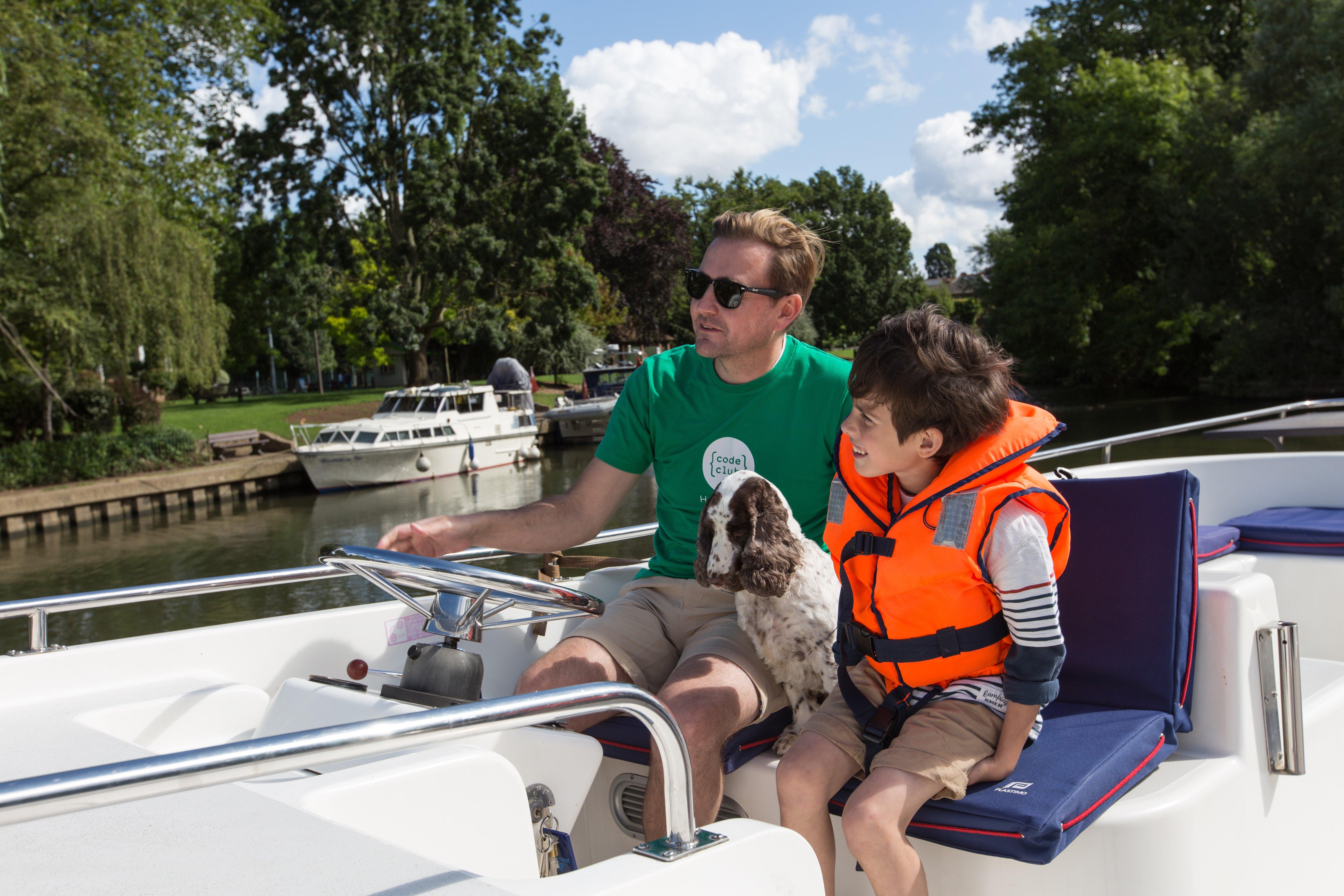 Für kleine und große Entdecker! © Le Boat