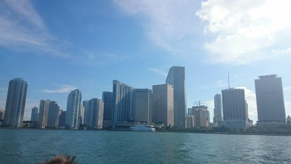 Down-Town Miami