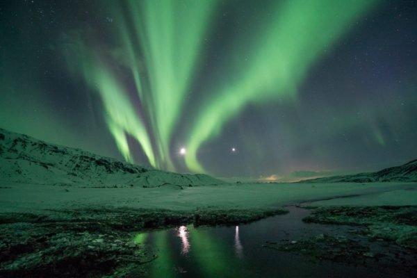 Auf zum nördlichen Polarkreis nach Rovaniemi in Finnland