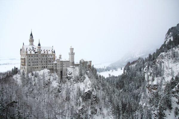 Die 5 romantischsten Winterausflugsziele in Deutschland