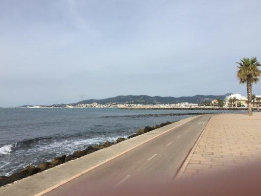 Familienreise Palma de Mallorca Radtour