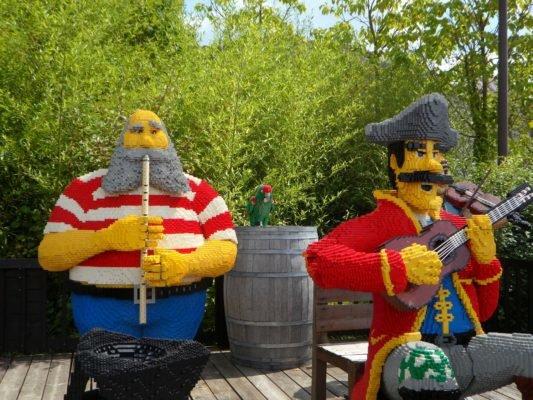 London für Kinder - Legoland Windsor