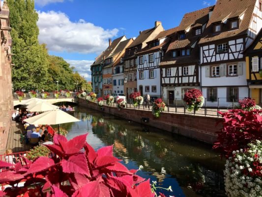 Urlaub in Freiburg Schwarzwald - Colmar