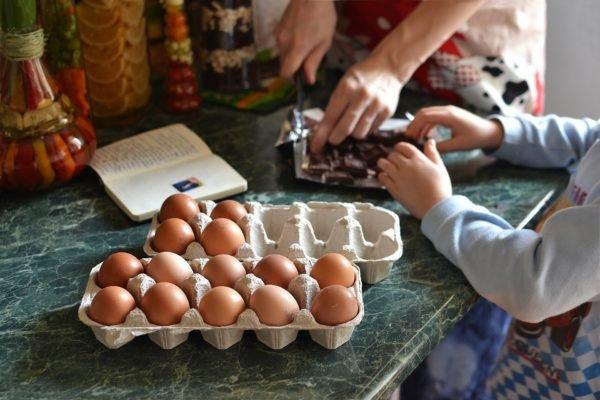 Alles zum Backen und Kochen mit Kindern im Urlaub
