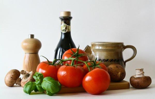 Kochen mit Kindern - Zutaten