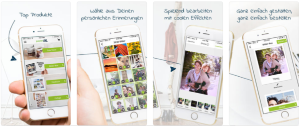 Fotobuch erstellen - PosterXXL