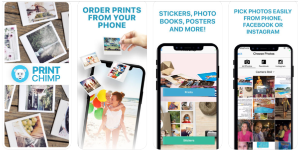 Fotobuch erstellen - PrintChimp