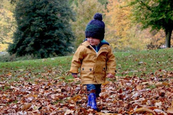 Dänemark im Herbst mit Kindern