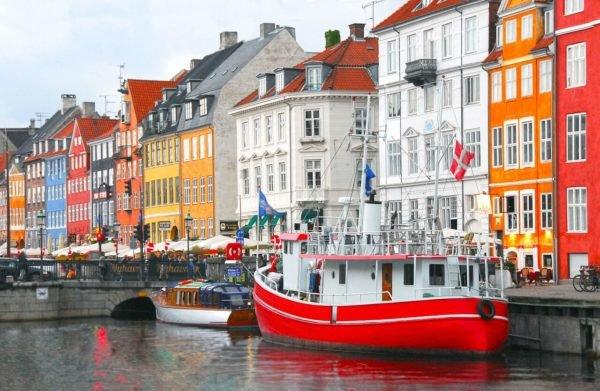 Urlaub in Dänemark mit Kindern - Kopenhagen - Nyhavn