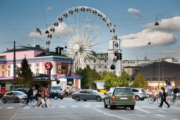 Urlaub in Dänemark - Kopenhagen mit Kindern - Tivoli