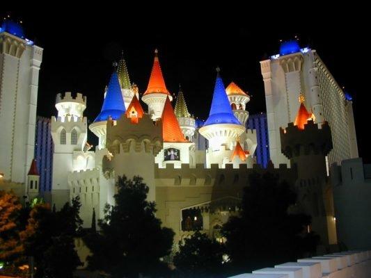 Las Vegas mit Kindern - Hotel Excalibur