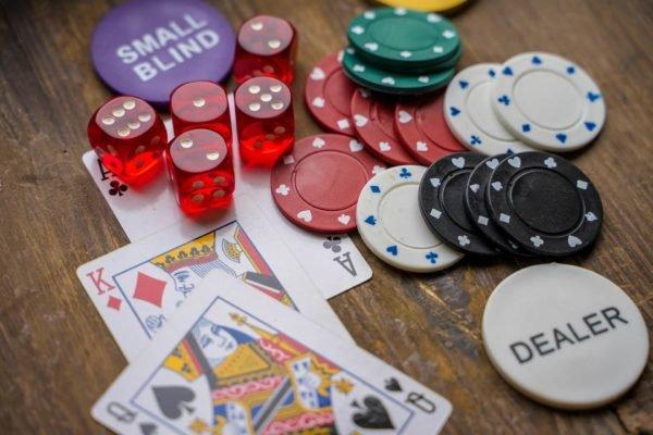 Urlaubsspiele - Kinderspiele - Poker
