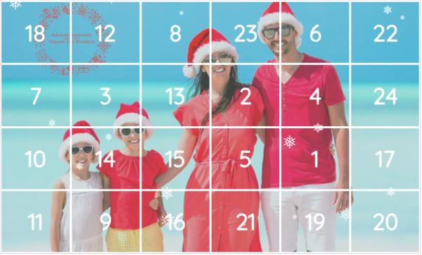 Der große Familienreisen Adventskalender 2019