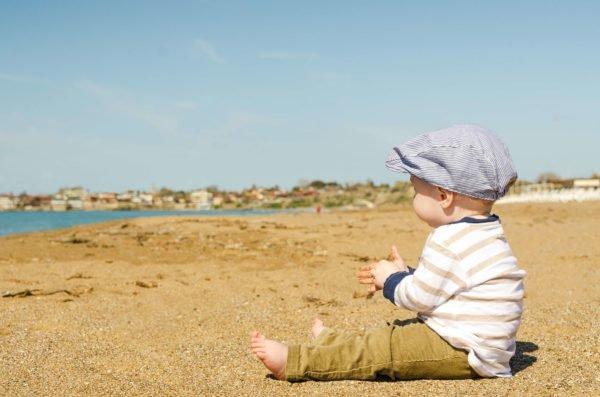 Was brauche ich für die erste Reise mit meinem Baby?
