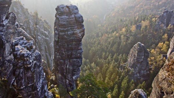 Elbsandsteingebirge - Urlaub in Deutschland 2020