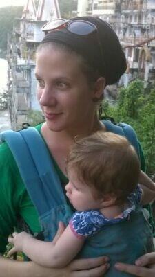 Alleinerziehend auf Bali - KidsAway Familieninterview mit Julia Starkey