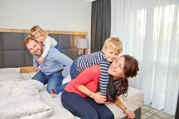 Erholung für alle Generationen im Familotel DAS LUDWIG****s